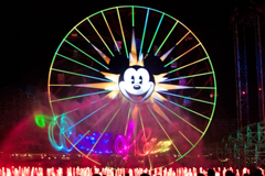 World of Color Disneyland