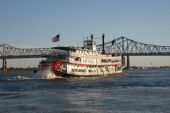 New Orleans Paddleboat