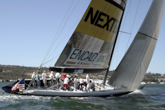 America�s Cup Yacht