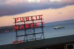 Pike's Place in Seattle
