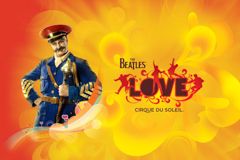 Cirque de Sole Beatles Love
