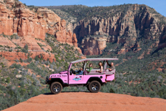 Pink Jeep Tour in Sedona Arizona